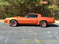 1980 Chevrolet Camaro for sale 100821600
