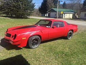 1980 Chevrolet Camaro for sale 100912103
