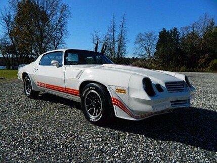 1980 Chevrolet Camaro for sale 100926561