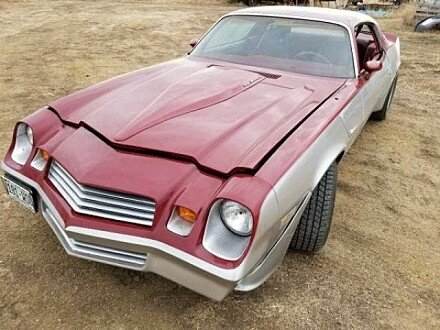 1980 Chevrolet Camaro for sale 100966811