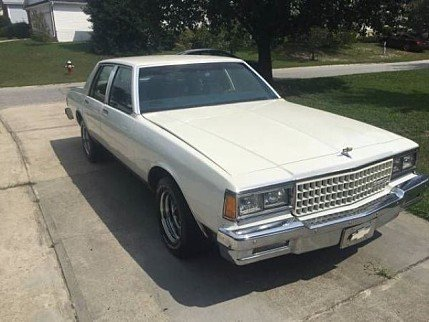 1980 Chevrolet Caprice for sale 100827438