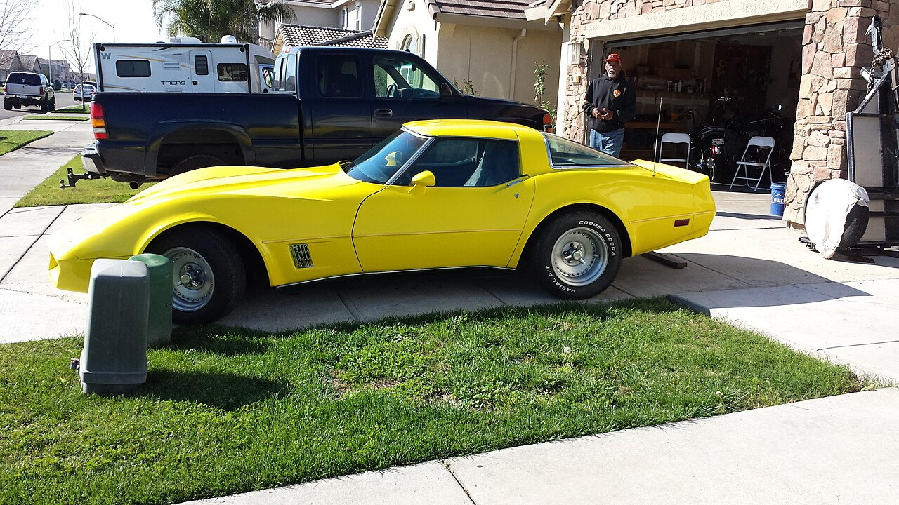 1980 Chevrolet Corvette for sale 100728488
