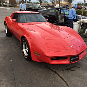 1980 Chevrolet Corvette for sale 100729216