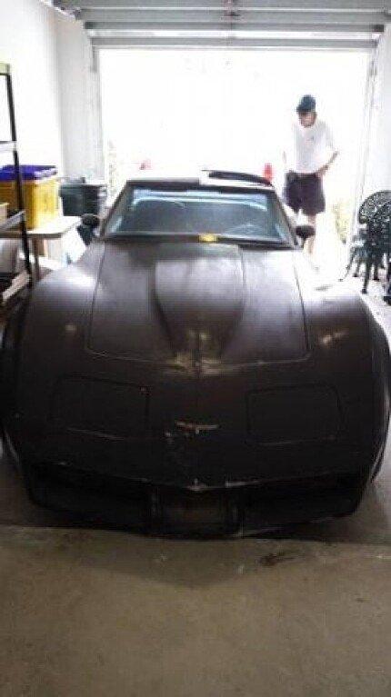 1980 Chevrolet Corvette for sale 100827221