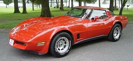 1980 Chevrolet Corvette for sale 100886639