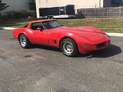 1980 Chevrolet Corvette for sale 100910834