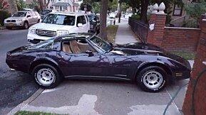 1980 Chevrolet Corvette for sale 100911007