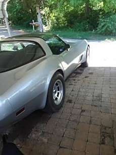 1980 Chevrolet Corvette for sale 101002499