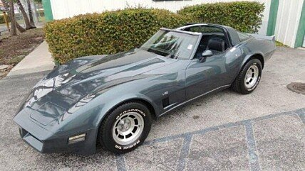 1980 Chevrolet Corvette for sale 101012487