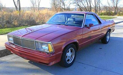 1980 Chevrolet El Camino for sale 100836531