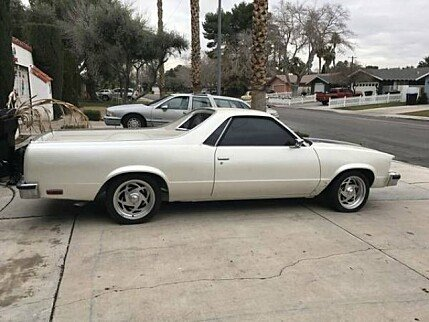 1980 Chevrolet El Camino for sale 100839095