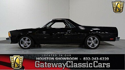 1980 Chevrolet El Camino for sale 100919946