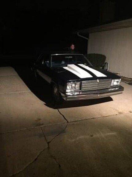 1980 Chevrolet Malibu for sale 100827485