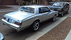 1980 Chevrolet Monte Carlo for sale 100827534