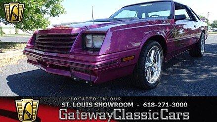 1980 Dodge Mirada for sale 101027643