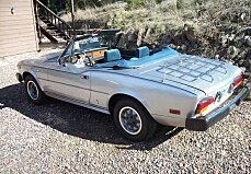 1980 FIAT 2000 Spider for sale 100812327