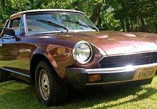 1980 FIAT Spider for sale 100868745