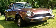 1980 FIAT Spider for sale 100923108