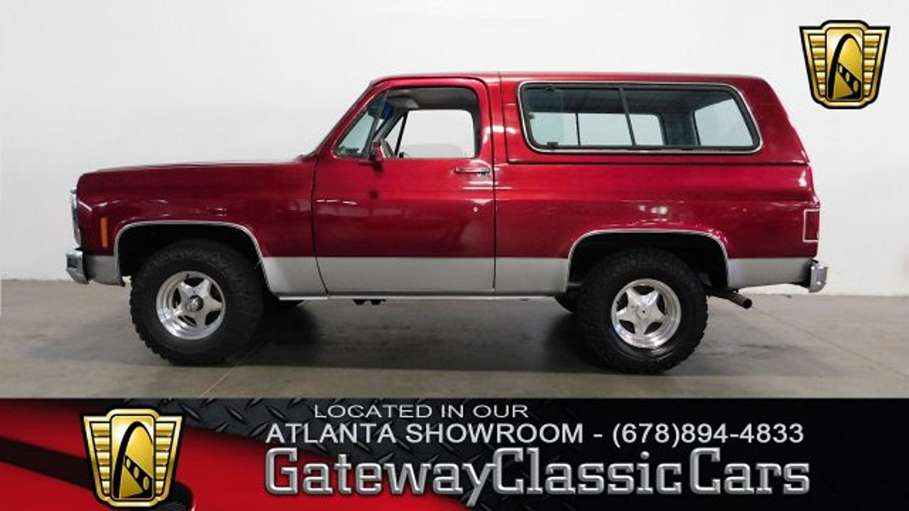 1980 GMC Jimmy for sale 100920580