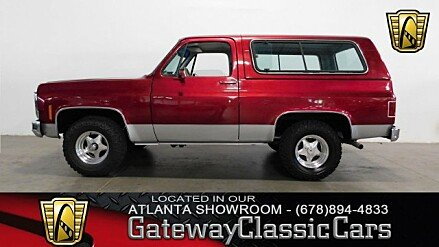 1980 GMC Jimmy for sale 100910698