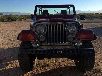 1980 Jeep CJ-5 for sale 100827537