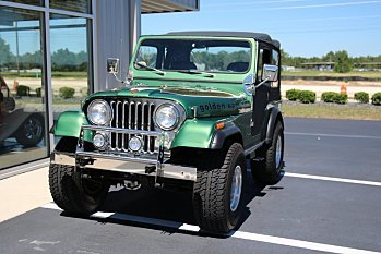 1980 Jeep CJ-5 for sale 100876320