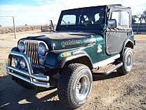 1980 Jeep CJ-5 for sale 100986331