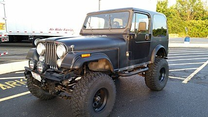 1980 Jeep CJ-7 for sale 100782253