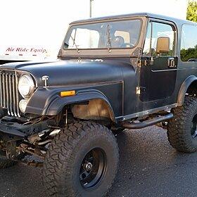 1980 Jeep CJ-7 for sale 100782253