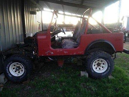 1980 Jeep CJ-7 for sale 100809018