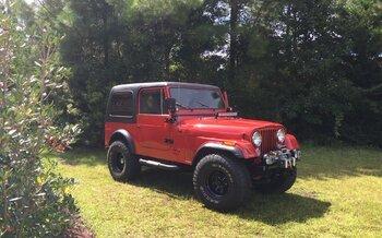 1980 Jeep CJ-7 for sale 100869007