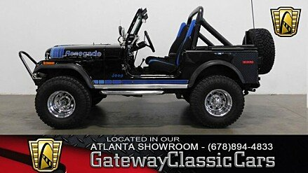1980 Jeep CJ-7 for sale 100893968