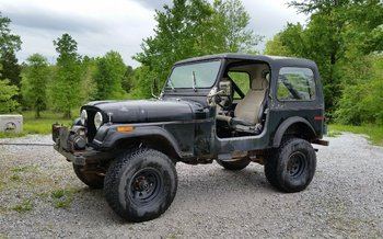 1980 Jeep CJ-7 for sale 100906488