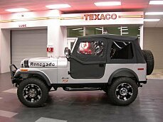 1980 Jeep CJ-7 for sale 100913466