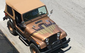1980 Jeep CJ-7 for sale 100986011