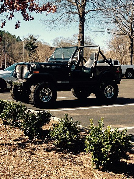 1980 Jeep CJ-7 for sale 100987253