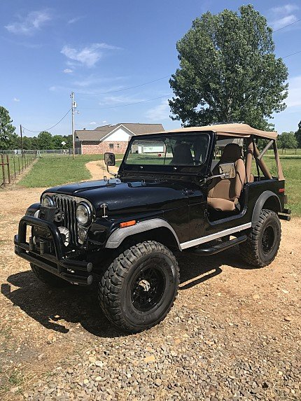 1980 Jeep CJ-7 for sale 101009690