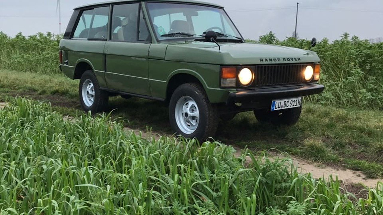 1980 Land Rover Range Rover Classic for sale 101007697