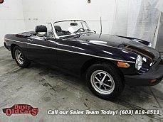 1980 MG MGB for sale 100740547