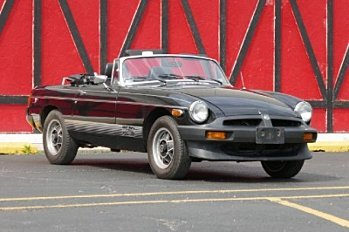 1980 MG MGB for sale 100871966