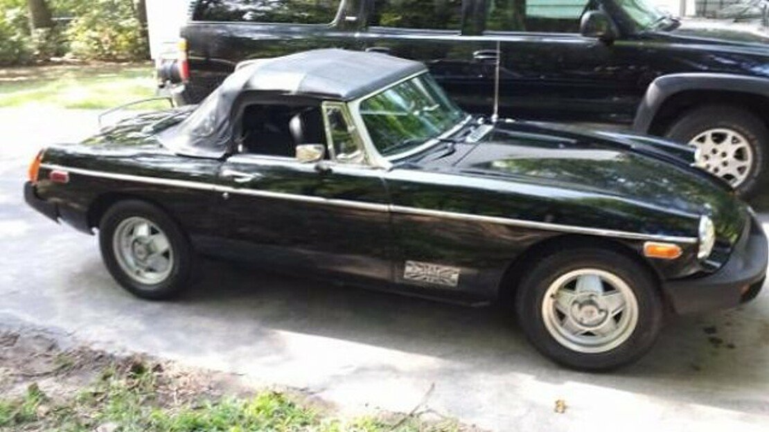 1980 MG MGB for sale 100919056