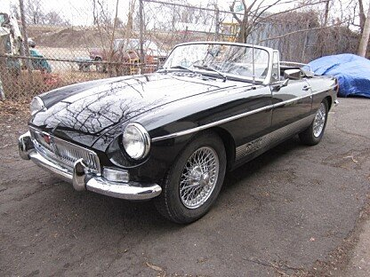 1980 MG MGB for sale 100765107