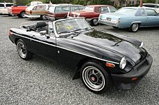 1980 MG MGB for sale 100870165
