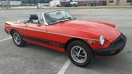 1980 MG MGB for sale 100895159