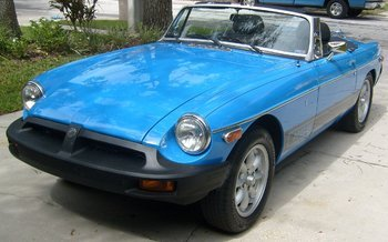 1980 MG MGB for sale 100947606