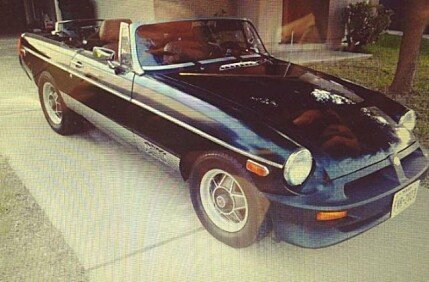 1980 MG MGB for sale 100982380