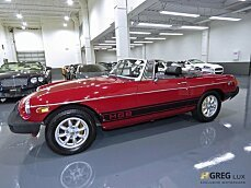 1980 MG MGB for sale 101006828