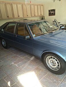 1980 Maserati Quattroporte for sale 100820018