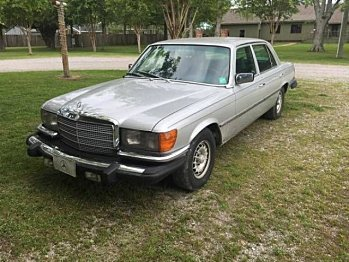 1980 Mercedes-Benz 450SEL for sale 100946850