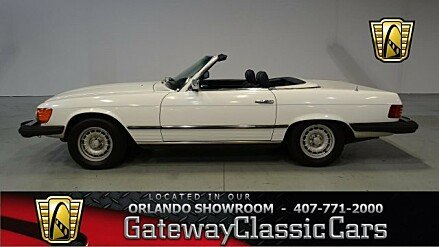 1980 Mercedes-Benz 450SL for sale 100759547